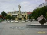 Nove Zamky monument